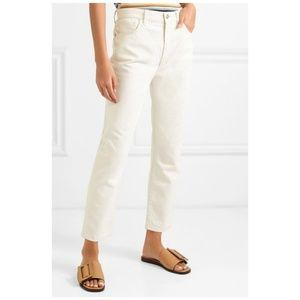 NWT CURRENT/ELLIOTT The Vintage Cropped Slim Jean
